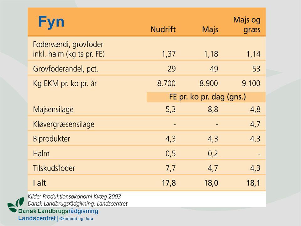 Dansk Landbrugsrådgivning Landscentret | Økonomi og Jura Fyn