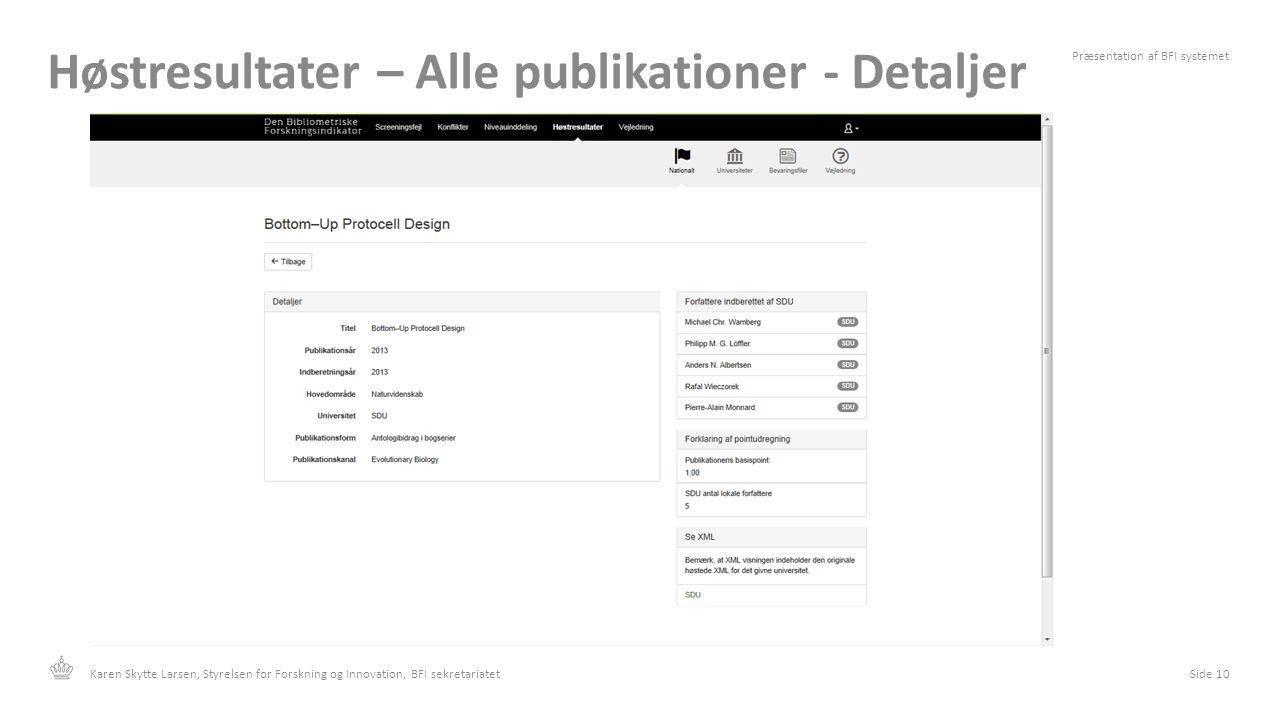 Vælg layout 1. Højre klik uden for dit slide 2. Vælg et passende layout fra drop ned menuen 3.