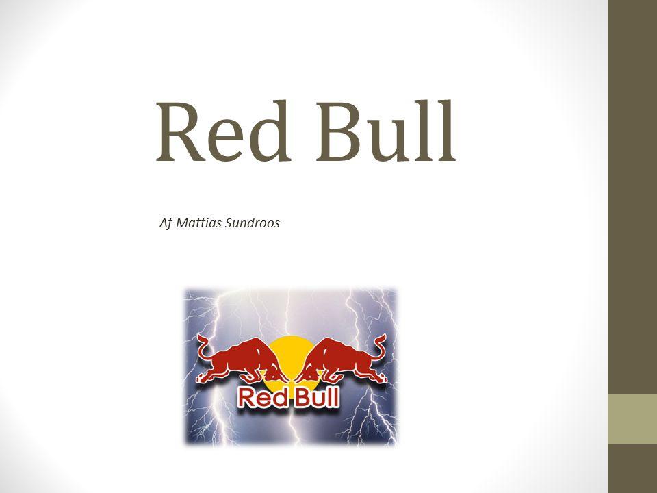 Red Bull Af Mattias Sundroos