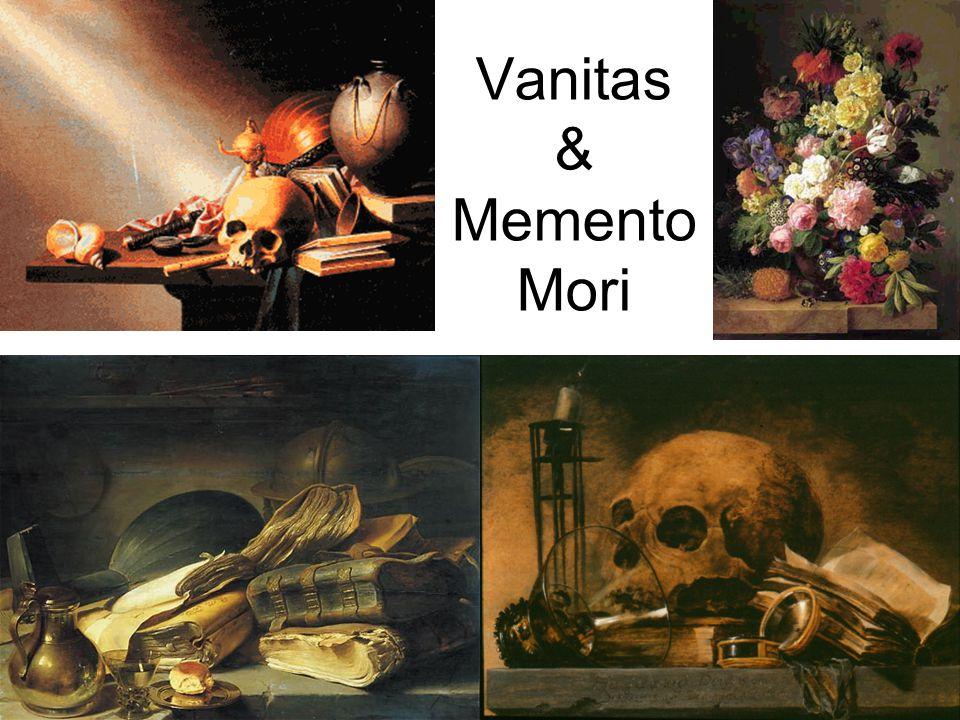 Vanitas & Memento Mori