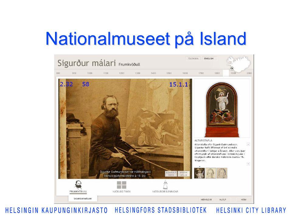 Nationalmuseet på Island