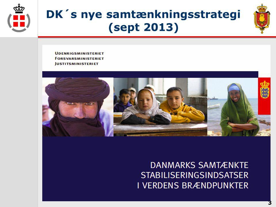 DK´s nye samtænkningsstrategi (sept 2013) 3
