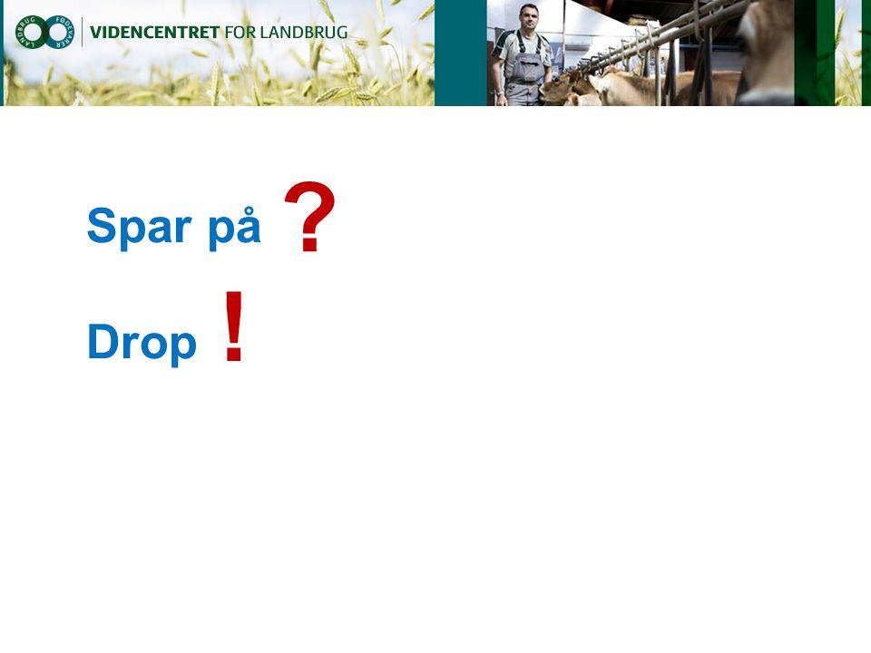 Spar på Drop !