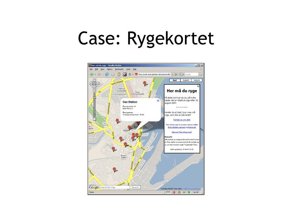 Case: Rygekortet