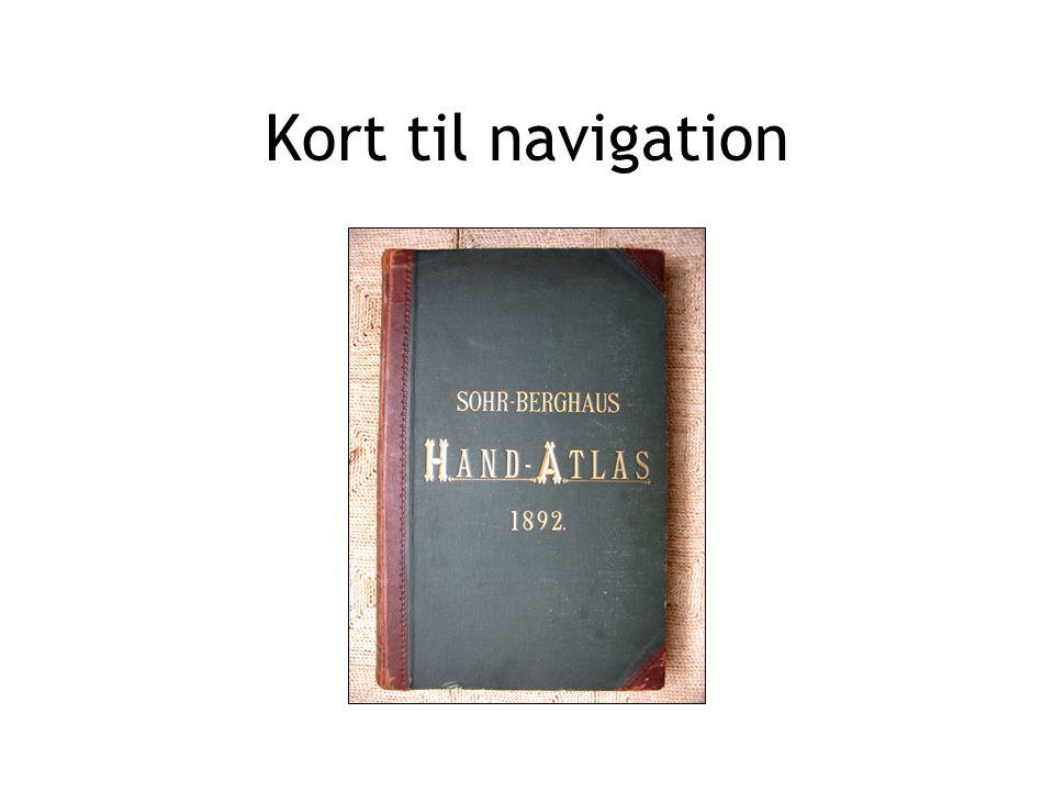 Kort til navigation