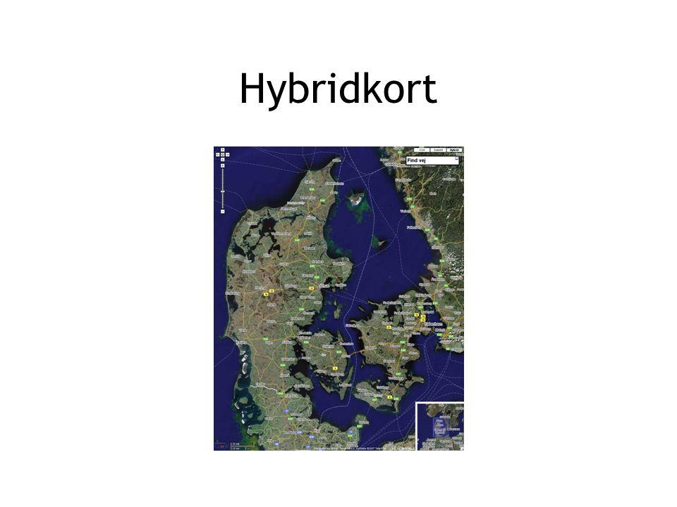 Hybridkort