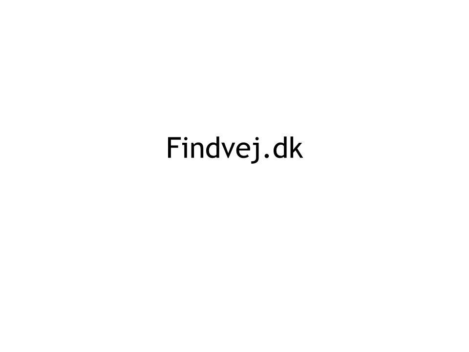 Findvej.dk