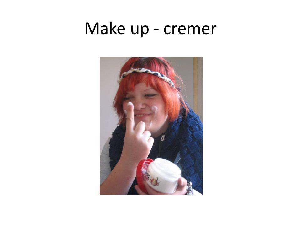 Make up - cremer