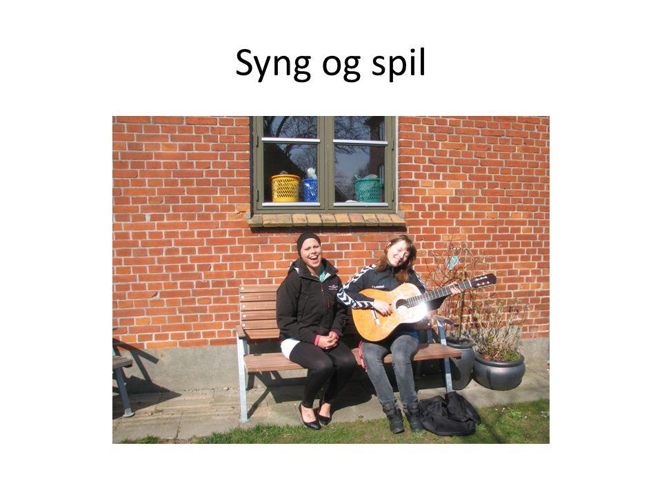 Syng og spil