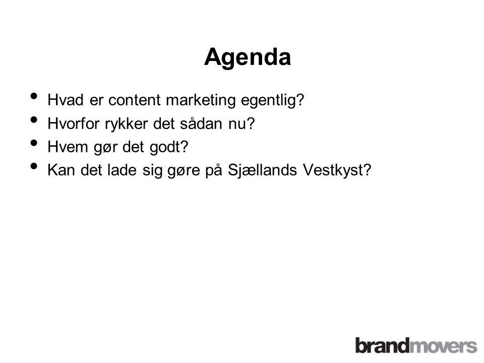 Hvad er content marketing egentlig. Hvorfor rykker det sådan nu.