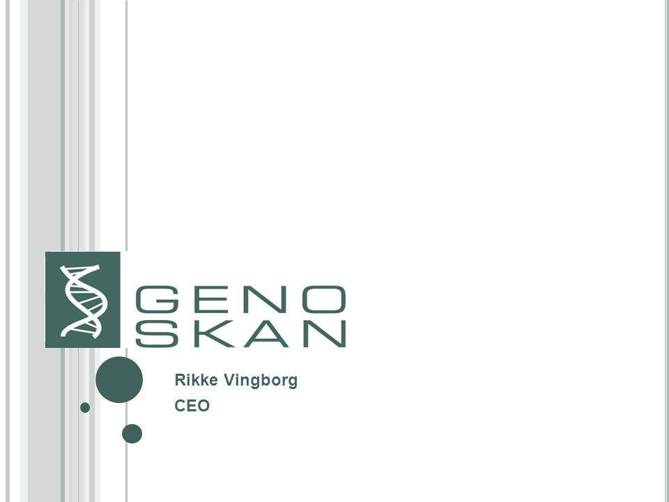 Rikke Vingborg CEO