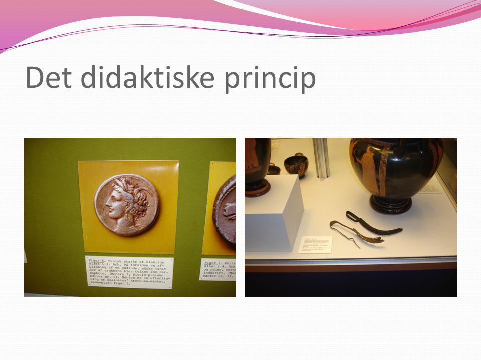 Det didaktiske princip