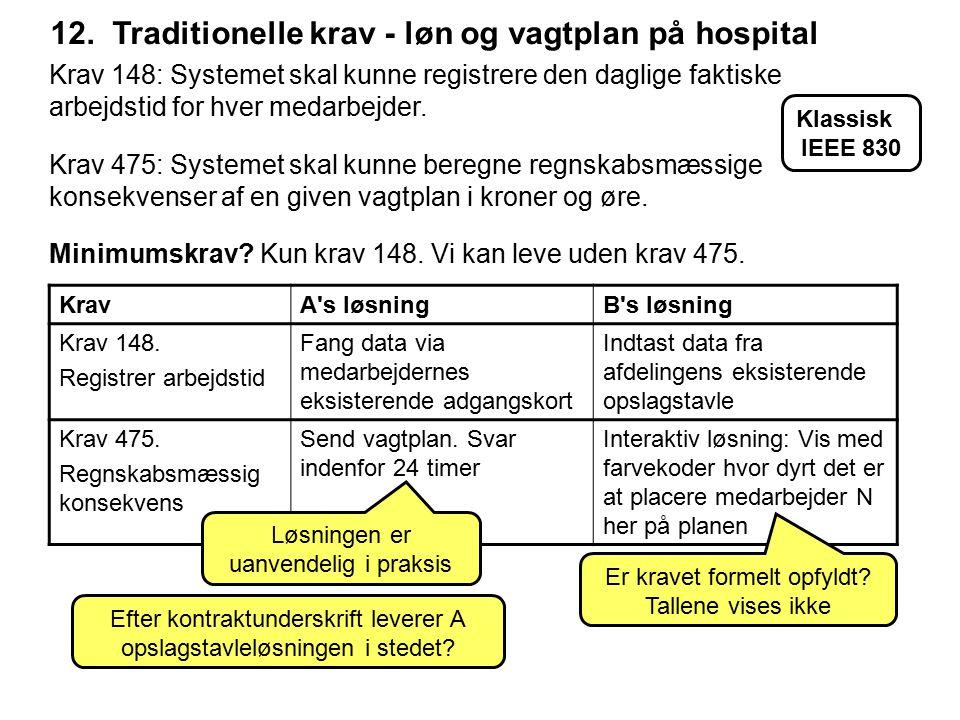 Krav 148: Systemet skal kunne registrere den daglige faktiske arbejdstid for hver medarbejder.