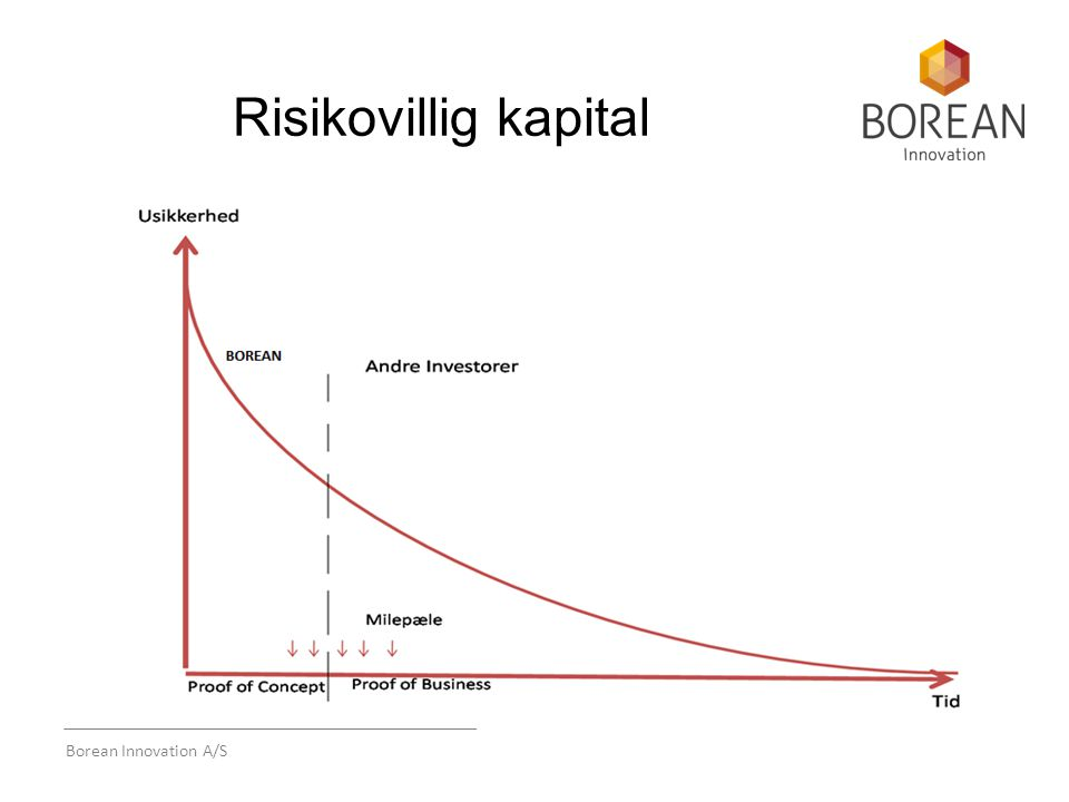 Borean Innovation A/S Risikovillig kapital