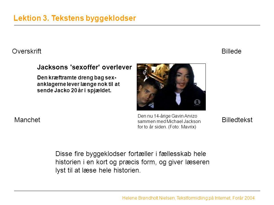 Lektion 3.
