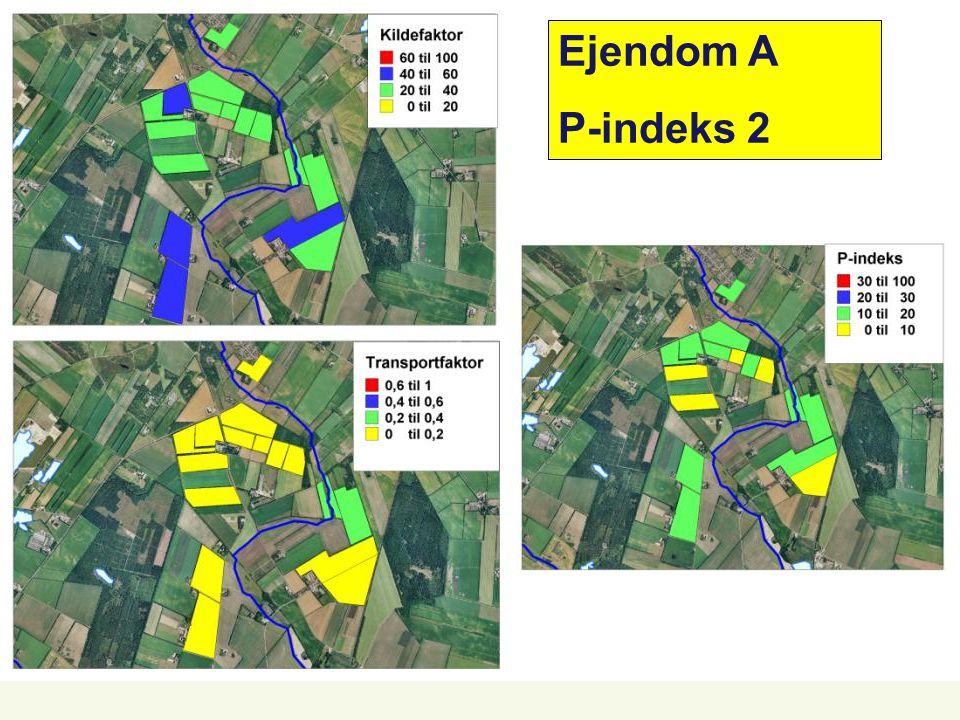 Ejendom A P-indeks 2