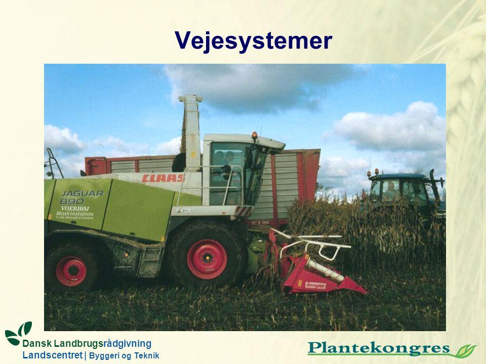 Dansk Landbrugsrådgivning Landscentret | Byggeri og Teknik Vejesystemer