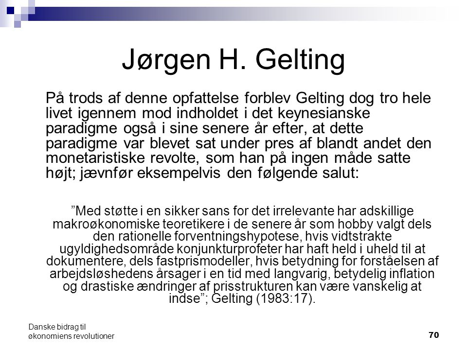 70 Jørgen H.