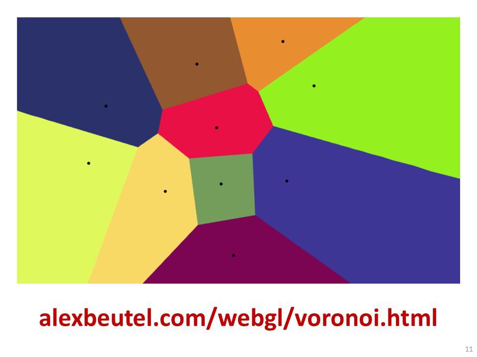 alexbeutel.com/webgl/voronoi.html 11