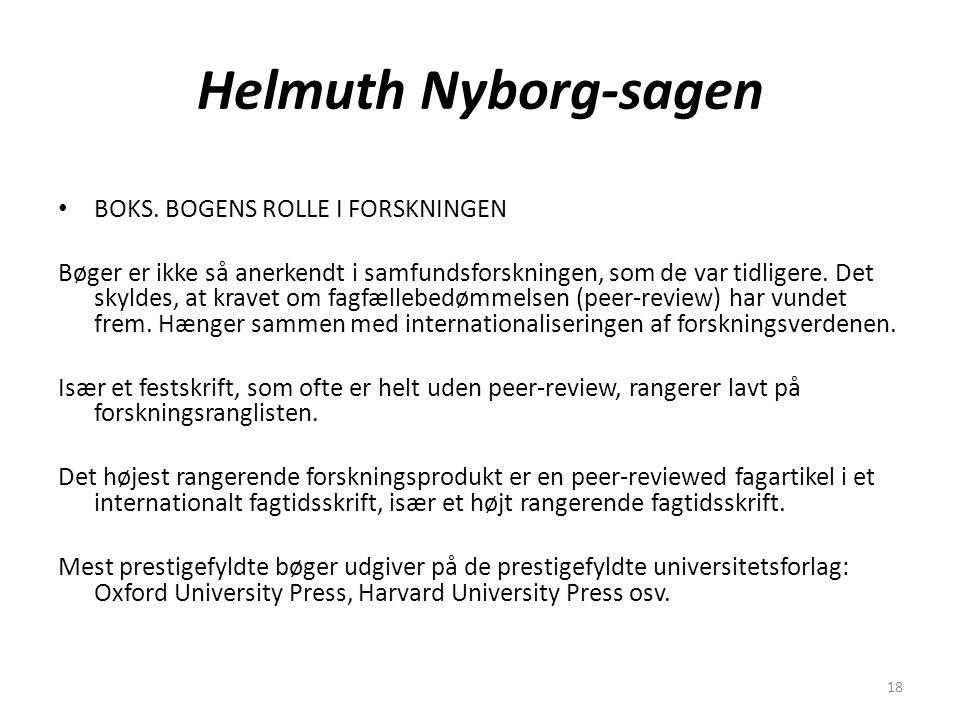 18 Helmuth Nyborg-sagen BOKS.