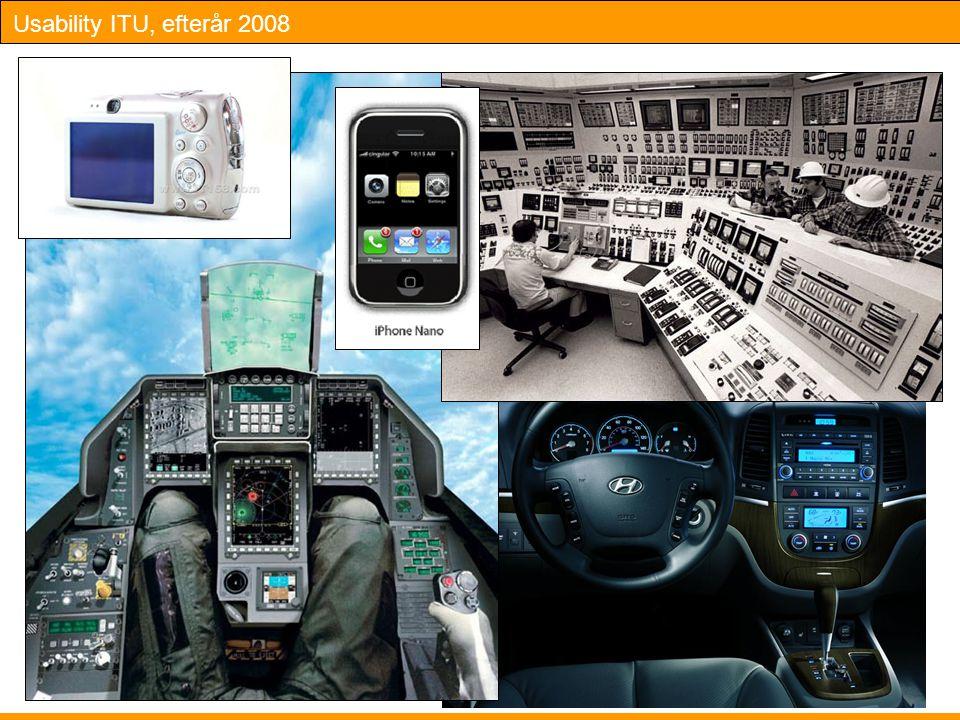 Usability ITU, efterår 2008 Slide 17