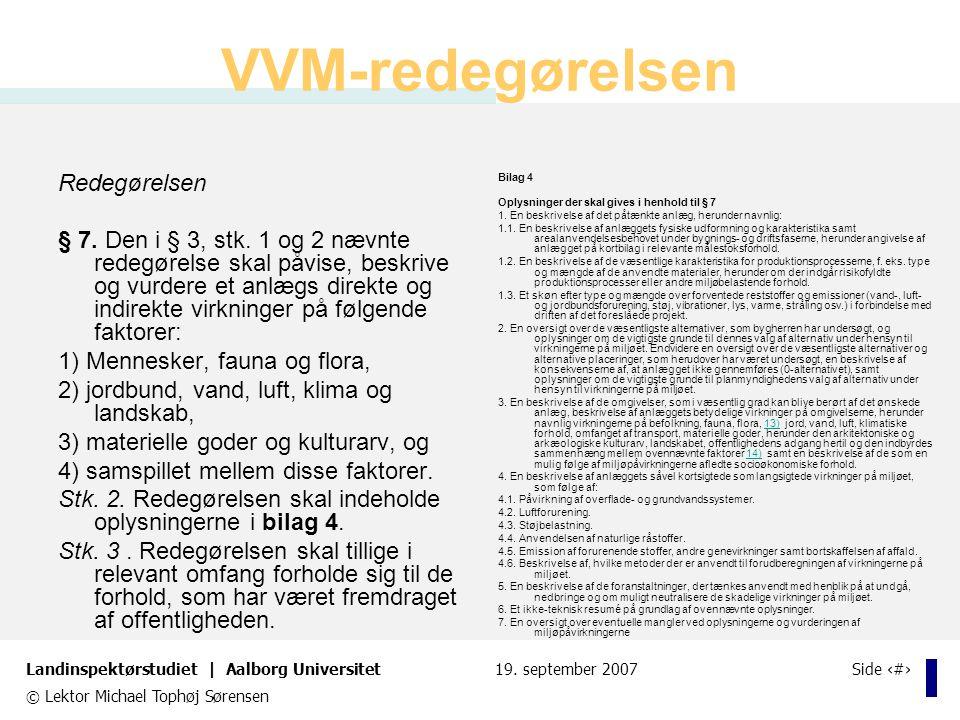 Landinspektørstudiet | Aalborg Universitet 19.