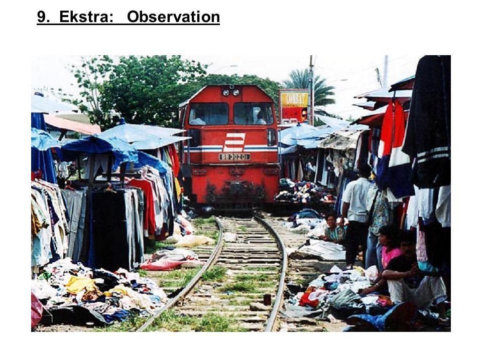 9. Ekstra: Observation