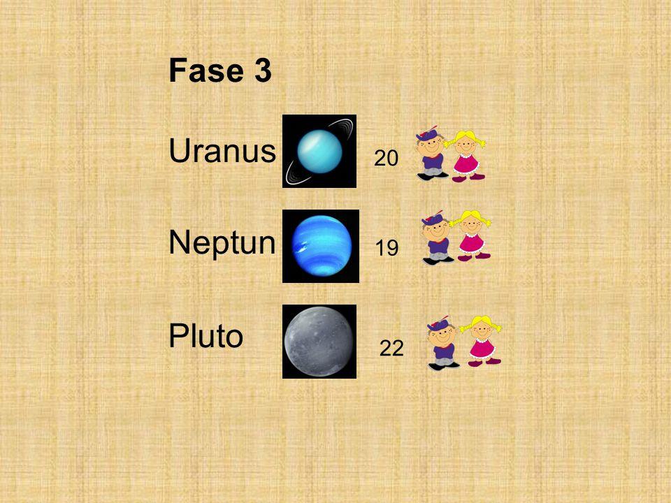 Fase 3 Uranus Neptun Pluto ' 20 19 22