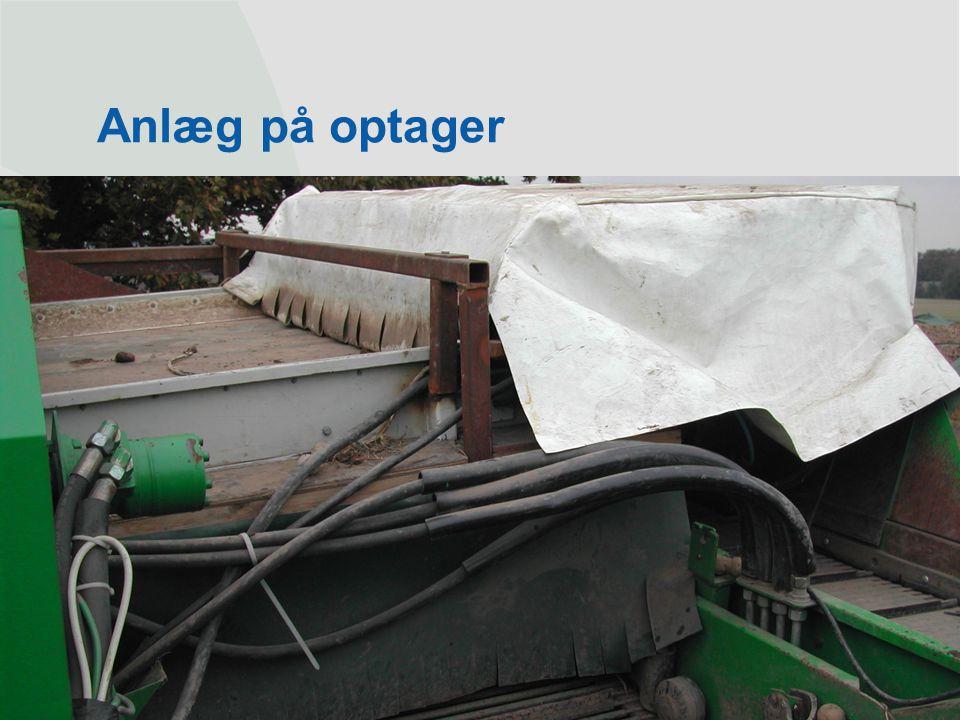Dansk Landbrugsrådgivning Landscentret | Byggeri og Teknik Anlæg på optager