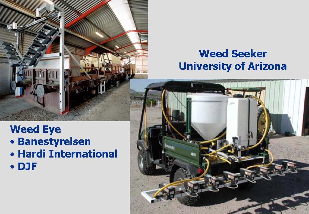 Forskningschef Svend Christensen Plantekongressen 2007 A A R H U S U N I V E R S I T E T Det Jordbrugsvidenskabelige Fakultet Institut for Jordbrugsteknik, Bygholm