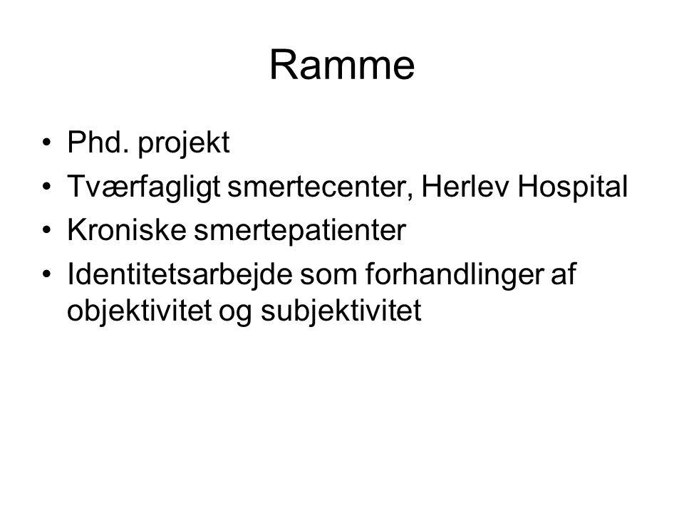 Ramme Phd.