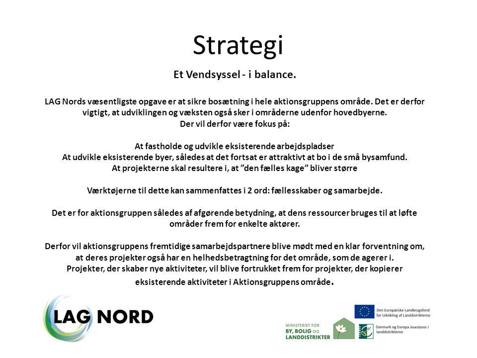 Strategi Et Vendsyssel - i balance.