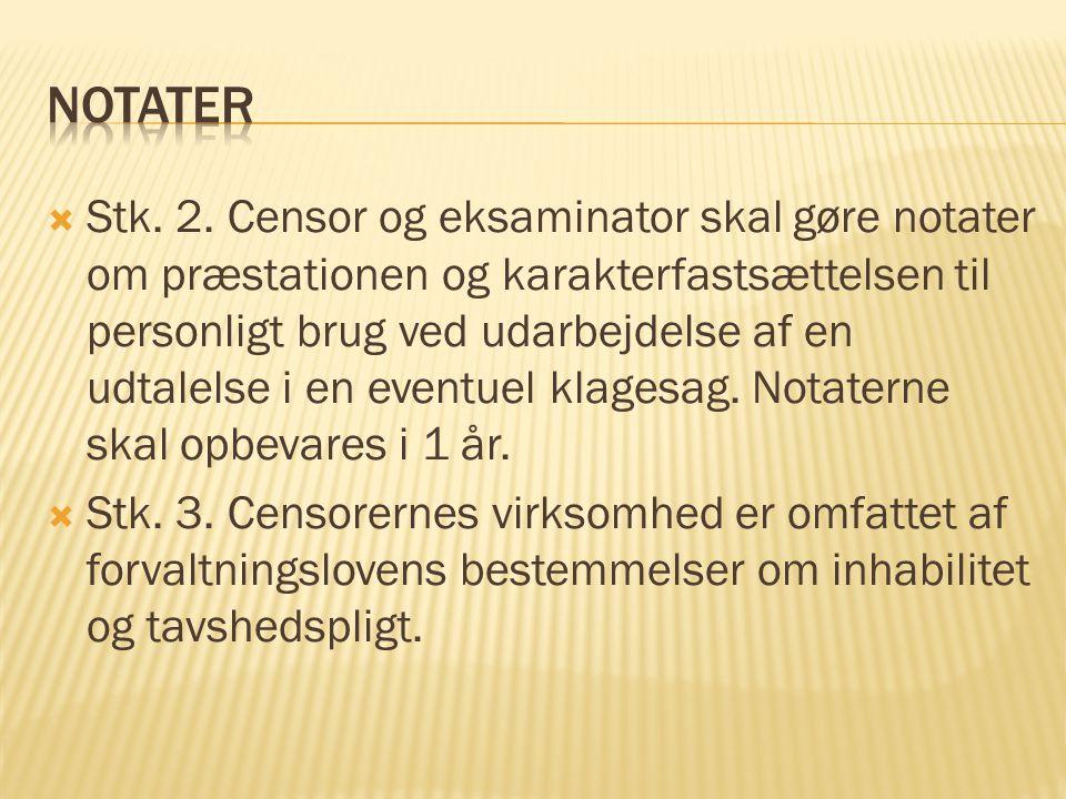  Stk. 2.