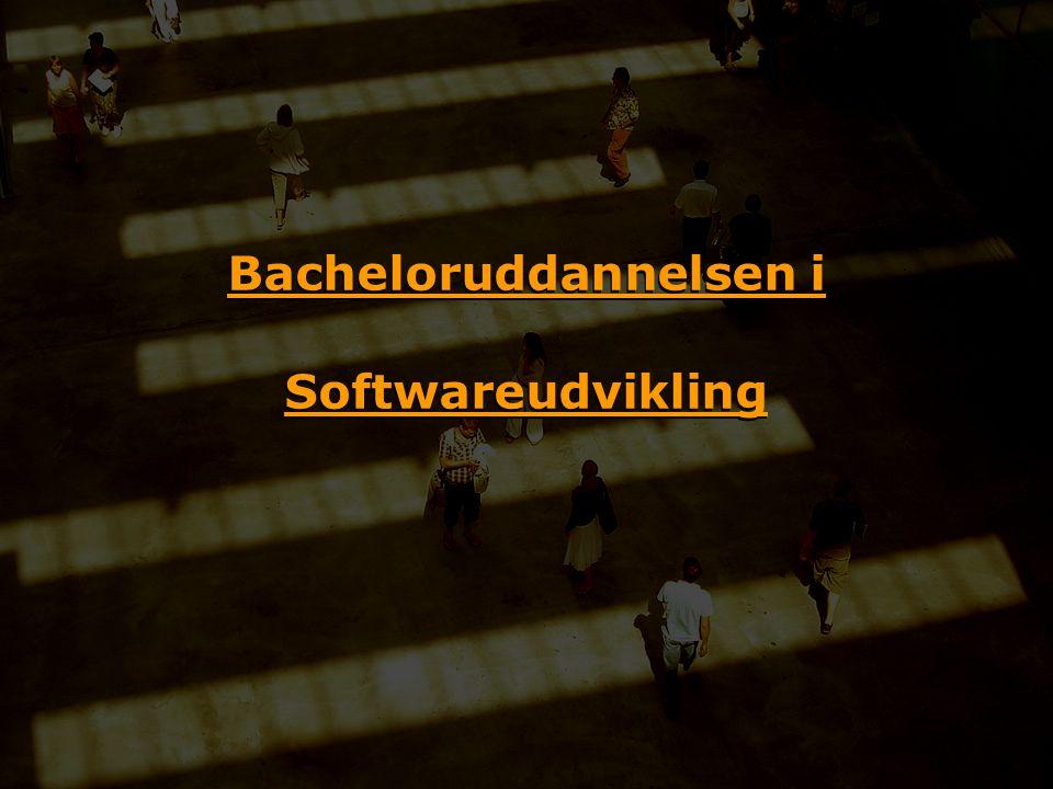 Bacheloruddannelsen i Softwareudvikling