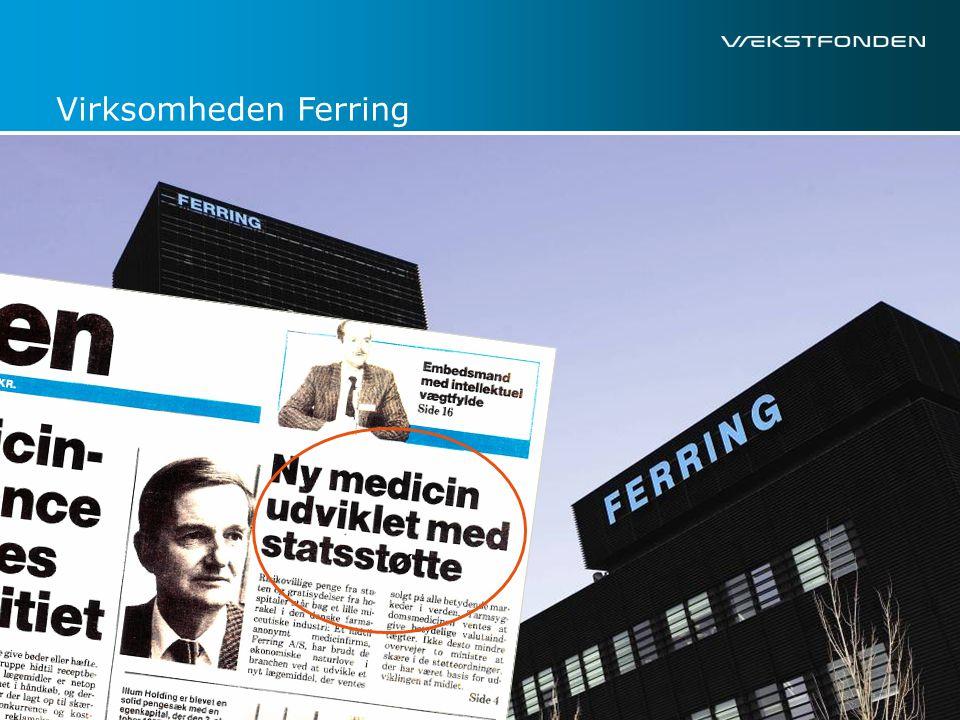 / side14. april 2015 16 Virksomheden Ferring