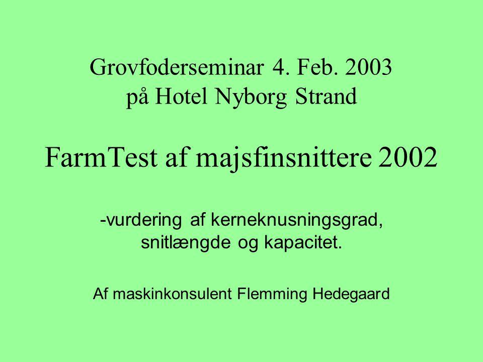 Grovfoderseminar 4. Feb.