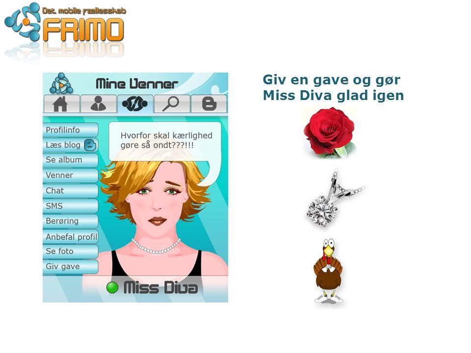 Giv en gave og gør Miss Diva glad igen