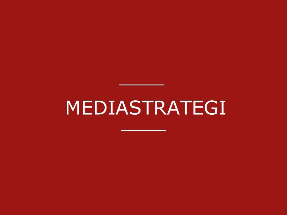 MEDIASTRATEGI