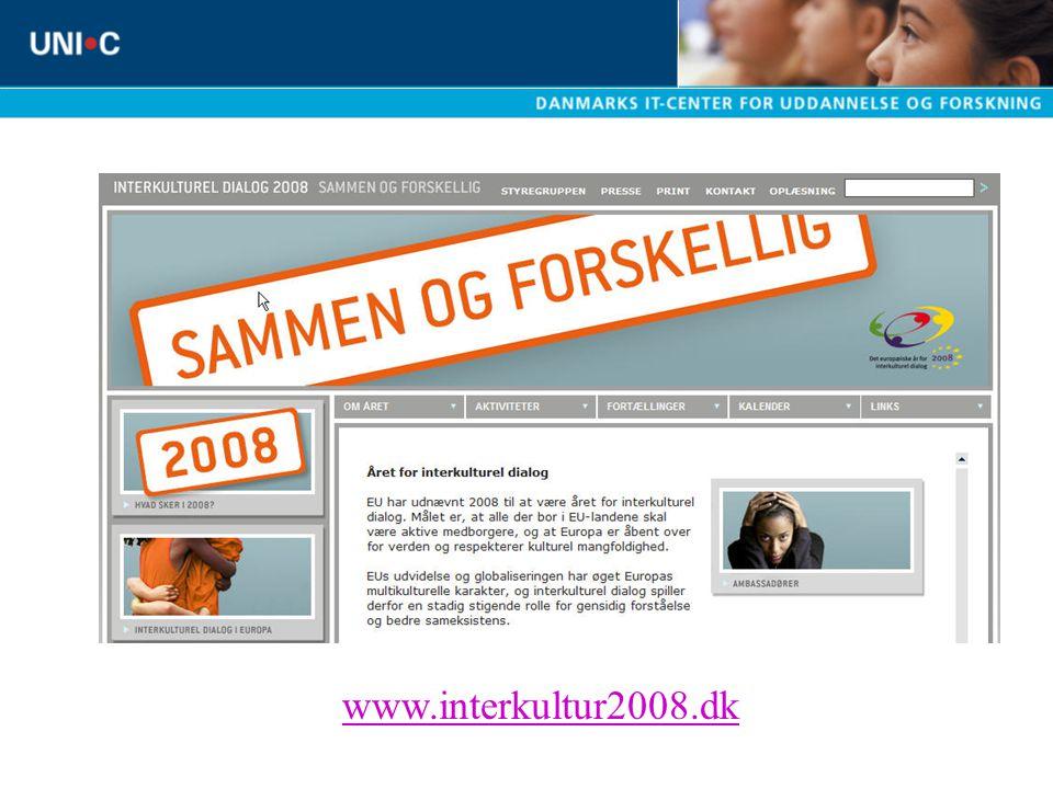 www.interkultur2008.dk