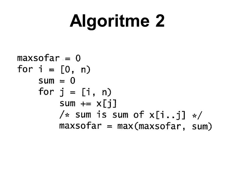 Algoritme 2
