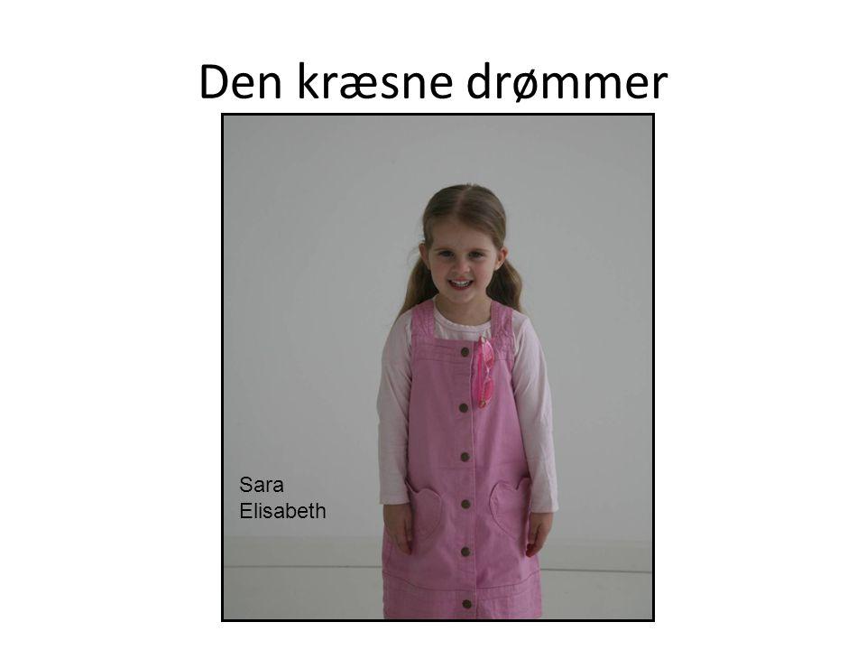 Den kræsne drømmer Sara Elisabeth