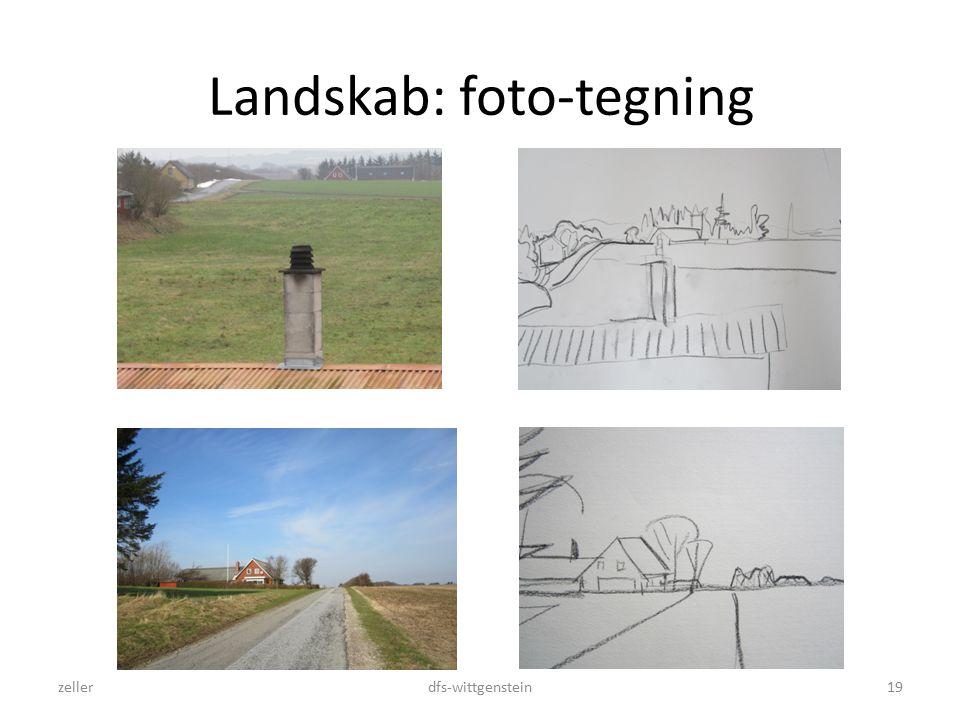 Landskab: foto-tegning zellerdfs-wittgenstein19