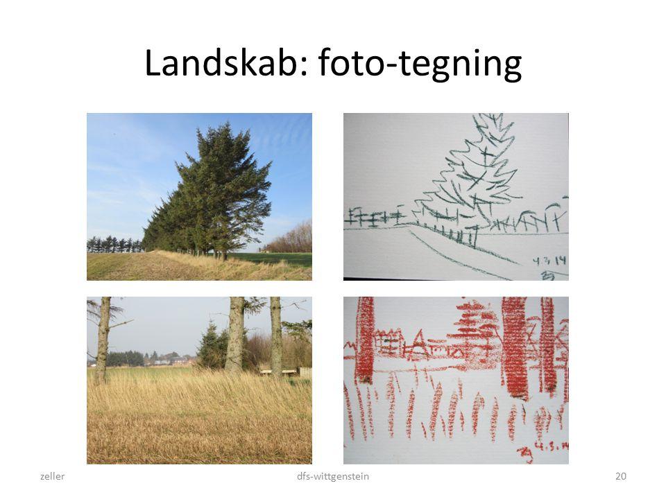 Landskab: foto-tegning zellerdfs-wittgenstein20