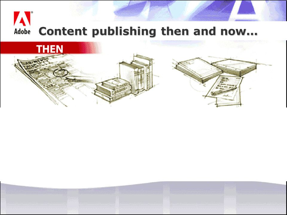 - 19 - PDI-E2003 Projektledelse og Produktion af Digitalt Indhold Peter Olaf Looms Content publishing then and now...