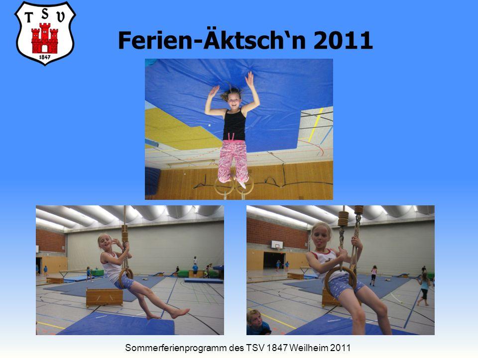 Ferien-Äktsch'n 2011
