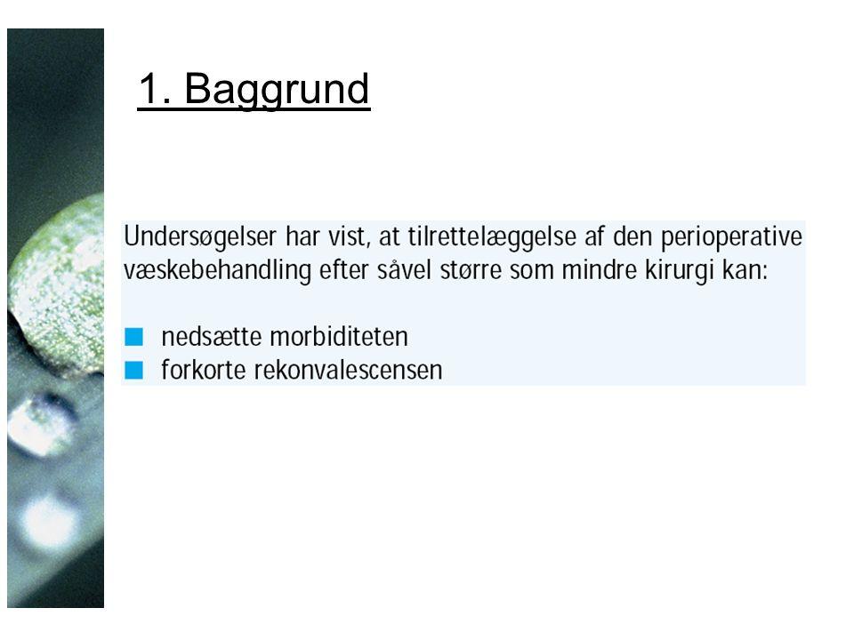 1. Baggrund