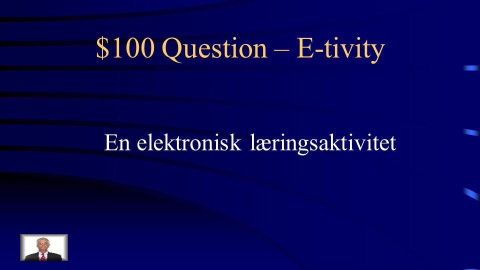 $500 Answer Diskussionsforum Hvad er de studerendes eget diskussionsforum