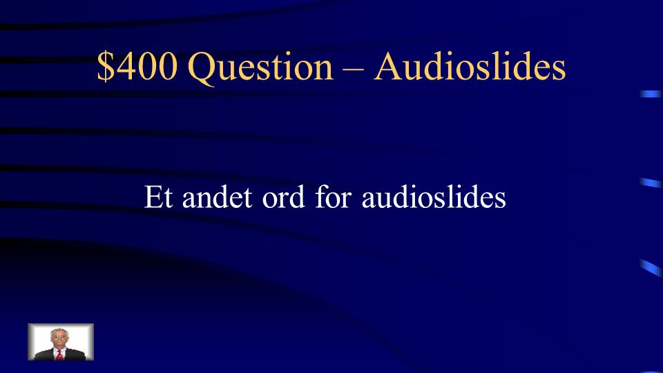 $300 Answer – Audioslides Hvad er visuelle illustrationer