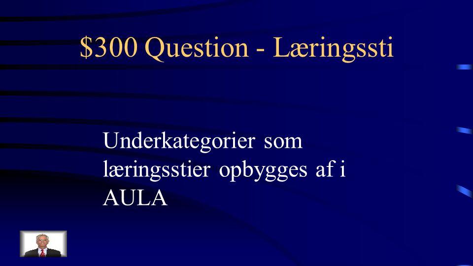 $200 Answer - Læringssti Hvad er 4