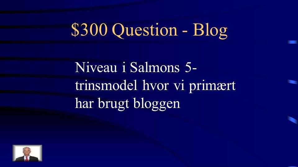 $200 Answer - Blog Hvad er et fællesskab